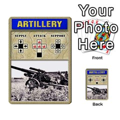 218 By Pixatintes   Multi Purpose Cards (rectangle)   Wclpn3i5ywpw   Www Artscow Com Front 24