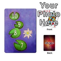 Dixit 1 By Pixatintes   Playing Cards 54 Designs   Bs4r3r8fn021   Www Artscow Com Front - Spade4