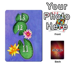 Dixit 1 By Pixatintes   Playing Cards 54 Designs   Bs4r3r8fn021   Www Artscow Com Front - Spade5