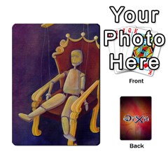 Dixit 1 By Pixatintes   Playing Cards 54 Designs   Bs4r3r8fn021   Www Artscow Com Front - Club3