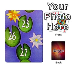 Dixit 1 By Pixatintes   Playing Cards 54 Designs   Bs4r3r8fn021   Www Artscow Com Front - Spade10