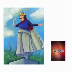 Queen Dixit 2 By Pixatintes   Playing Cards 54 Designs   Iexud94a55q9   Www Artscow Com Front - SpadeQ