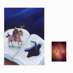 Dixit 2 By Pixatintes   Playing Cards 54 Designs   Iexud94a55q9   Www Artscow Com Front - Diamond4