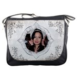 Kiss the bride Messenger bag