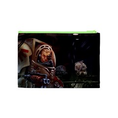 Space Hulk #1 (m) By Karsten   Cosmetic Bag (medium)   29oskttmdltb   Www Artscow Com Back