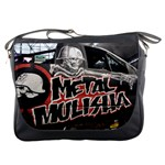 Messenger Bag - Metal Mulisha