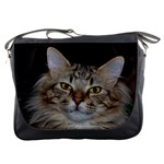 Messenger Bag - Gizmo the Cat