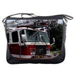 Messenger Bag - Fire Truck
