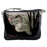 Messenger Bag - Swan