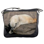 Messenger Bag - Polar Bear (2)