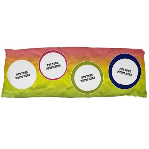 Rainbow Body Pillow By Lillyskite   Body Pillow Case (dakimakura)   K8h99bip94sy   Www Artscow Com Body Pillow Case