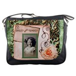 Sweet & Tender Messenger Bag