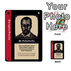 Kgb 1   Jack 2 By Pixatintes   Multi Purpose Cards (rectangle)   8ymciacwhjkt   Www Artscow Com Front 1