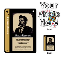 Kgb 1   Jack 2 By Pixatintes   Multi Purpose Cards (rectangle)   8ymciacwhjkt   Www Artscow Com Front 6