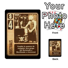 Kgb 1   Jack 2 By Pixatintes   Multi Purpose Cards (rectangle)   8ymciacwhjkt   Www Artscow Com Front 53