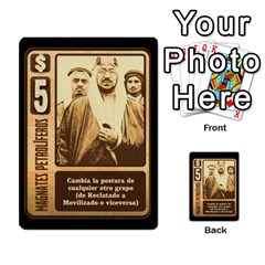 Kgb 1   Jack 2 By Pixatintes   Multi Purpose Cards (rectangle)   8ymciacwhjkt   Www Artscow Com Front 54