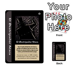 Kgb 1   Jack 2 By Pixatintes   Multi Purpose Cards (rectangle)   8ymciacwhjkt   Www Artscow Com Front 8