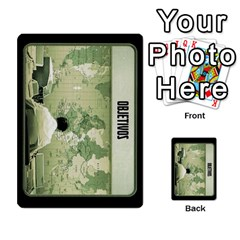 Kgb 1   Jack 2 By Pixatintes   Multi Purpose Cards (rectangle)   8ymciacwhjkt   Www Artscow Com Back 12