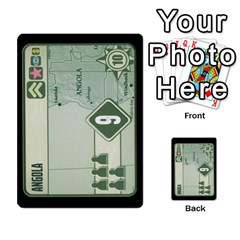 Kgb 1   Jack 2 By Pixatintes   Multi Purpose Cards (rectangle)   8ymciacwhjkt   Www Artscow Com Front 14