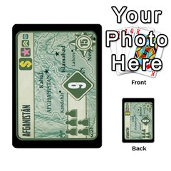 Kgb 1   Jack 2 By Pixatintes   Multi Purpose Cards (rectangle)   8ymciacwhjkt   Www Artscow Com Front 15
