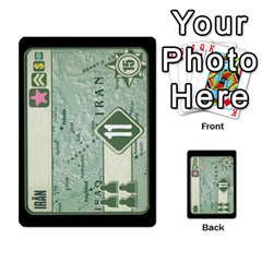 Kgb 1   Jack 2 By Pixatintes   Multi Purpose Cards (rectangle)   8ymciacwhjkt   Www Artscow Com Front 17