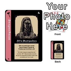 Kgb 1   Jack 2 By Pixatintes   Multi Purpose Cards (rectangle)   8ymciacwhjkt   Www Artscow Com Front 3
