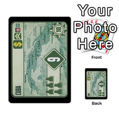 Kgb 1   Jack 2 By Pixatintes   Multi Purpose Cards (rectangle)   8ymciacwhjkt   Www Artscow Com Front 21
