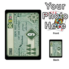 Kgb 1   Jack 2 By Pixatintes   Multi Purpose Cards (rectangle)   8ymciacwhjkt   Www Artscow Com Front 23
