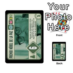 Kgb 1   Jack 2 By Pixatintes   Multi Purpose Cards (rectangle)   8ymciacwhjkt   Www Artscow Com Front 26