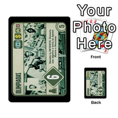 Kgb 1   Jack 2 By Pixatintes   Multi Purpose Cards (rectangle)   8ymciacwhjkt   Www Artscow Com Front 27
