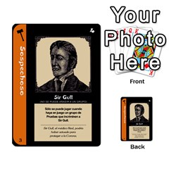 Kgb 1   Jack 2 By Pixatintes   Multi Purpose Cards (rectangle)   8ymciacwhjkt   Www Artscow Com Front 4