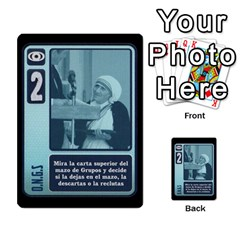 Kgb 1   Jack 2 By Pixatintes   Multi Purpose Cards (rectangle)   8ymciacwhjkt   Www Artscow Com Front 33
