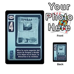 Kgb 1   Jack 2 By Pixatintes   Multi Purpose Cards (rectangle)   8ymciacwhjkt   Www Artscow Com Front 35