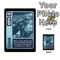 Kgb 1   Jack 2 By Pixatintes   Multi Purpose Cards (rectangle)   8ymciacwhjkt   Www Artscow Com Front 37