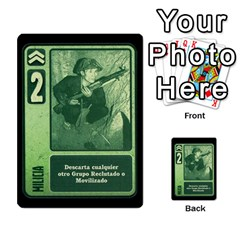 Kgb 1   Jack 2 By Pixatintes   Multi Purpose Cards (rectangle)   8ymciacwhjkt   Www Artscow Com Front 39