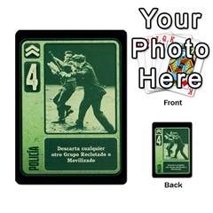 Kgb 1   Jack 2 By Pixatintes   Multi Purpose Cards (rectangle)   8ymciacwhjkt   Www Artscow Com Front 41