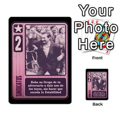 Kgb 1   Jack 2 By Pixatintes   Multi Purpose Cards (rectangle)   8ymciacwhjkt   Www Artscow Com Front 45