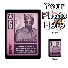 Kgb 1   Jack 2 By Pixatintes   Multi Purpose Cards (rectangle)   8ymciacwhjkt   Www Artscow Com Front 49
