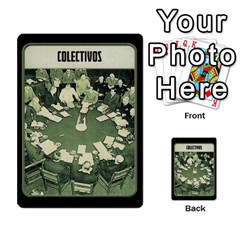 Kgb 1   Jack 2 By Pixatintes   Multi Purpose Cards (rectangle)   8ymciacwhjkt   Www Artscow Com Back 49