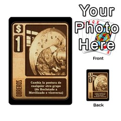 Kgb 1   Jack 2 By Pixatintes   Multi Purpose Cards (rectangle)   8ymciacwhjkt   Www Artscow Com Front 50