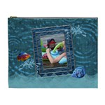 Beach Fun XL Cosmetic Bag - Cosmetic Bag (XL)