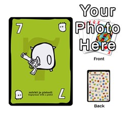 Battle 2 By Pixatintes   Playing Cards 54 Designs   La99oco9mbkp   Www Artscow Com Front - Heart5