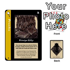 King Jack 2 By Pixatintes   Playing Cards 54 Designs   1b0crp1euik3   Www Artscow Com Front - HeartK
