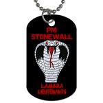 WINGWALKER - Dog Tag (Two Sides)