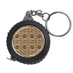 Leather-Look Ornament Measuring Tape