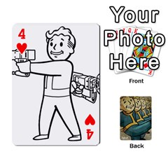 Falloutdeckcustoma By Brianna   Playing Cards 54 Designs   3k4ufsxoabky   Www Artscow Com Front - Heart4