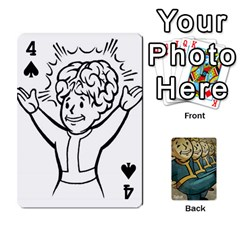 Falloutdeckcustoma By Brianna   Playing Cards 54 Designs   3k4ufsxoabky   Www Artscow Com Front - Spade4