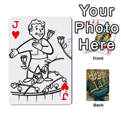 Jack Falloutdeckcustoma By Brianna   Playing Cards 54 Designs   3k4ufsxoabky   Www Artscow Com Front - HeartJ