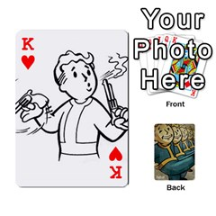 King Falloutdeckcustoma By Brianna   Playing Cards 54 Designs   3k4ufsxoabky   Www Artscow Com Front - HeartK
