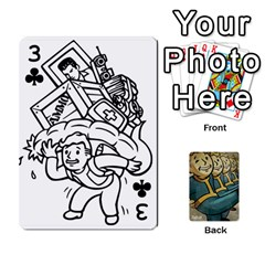 Falloutdeckcustoma By Brianna   Playing Cards 54 Designs   3k4ufsxoabky   Www Artscow Com Front - Club3